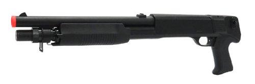 spring csi multi-shot m56b pump action shotgun fps-320 airsoft gun(Airsoft Gun) by CSI Cannon Sports
