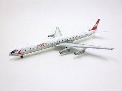 Austrian Airlines DC-8-63CF