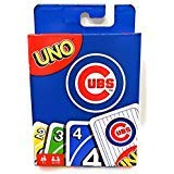 UNO Cards Chicago Cubs