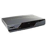 Cisco CISCO871-SEC-K9 871 Integrated Services Router (Cisco Adsl Modem Router)