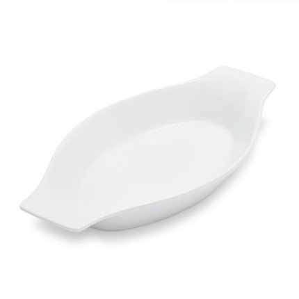 Sur La Table Porcelain Oval Gratin Dish HM1682 , 10.5""