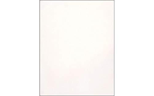 Sew Easy Industries 12-Sheet Velvet Paper, 8.5 by 11-Inch, Coconut ()