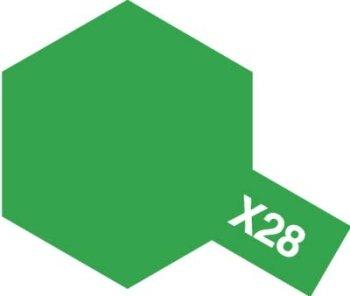アクリルミニ X-28 パークグリーン