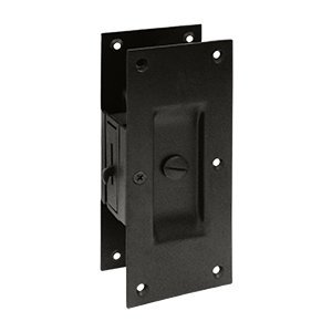 - Deltana SDL60U10B Privacy 6-Inch Decorative Pocket Lock