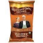 Newmans Own B39352 Newmans Own Organics Thin Pretzel Sticks - 12x7 Oz