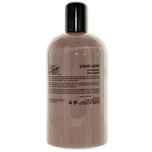 Mehron Makeup Liquid Latex (16 oz) (Dark Flesh) ()