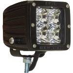Rigid Industries 20211 Dually Series Flood Light Kit by Rigid Industries by Rigid