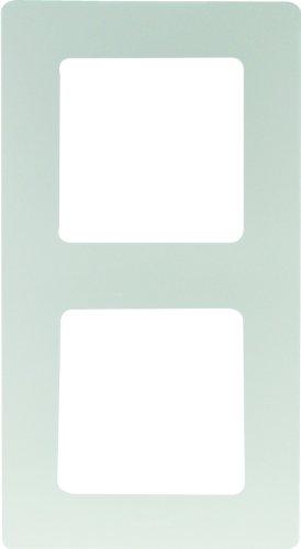 Legrand LEG96717 Plaque Prune 2 postes Niloe Appareillage niloé
