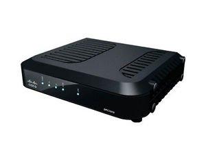 Cisco DPC3010 DOCSIS 3.0 8x4 Cable Modem by Cisco