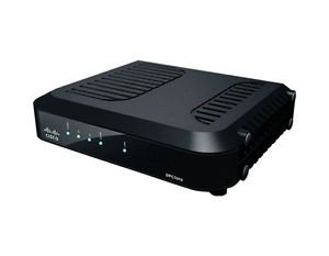 Cisco DPC3010 DOCSIS 3.0 8x4 Cable Modem