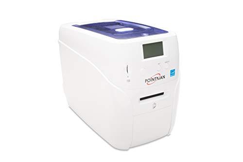 Pointman Nuvia N10 Dual Side ID Card Printer Magnetic Stripe encoding