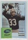 Sammy Baugh (Football Card) 2002 eTopps Classic - [Base] #ETC10