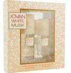 JOVAN WHITE MUSK Gift Set JOVAN WHITE MUSK by (Jovan Set)