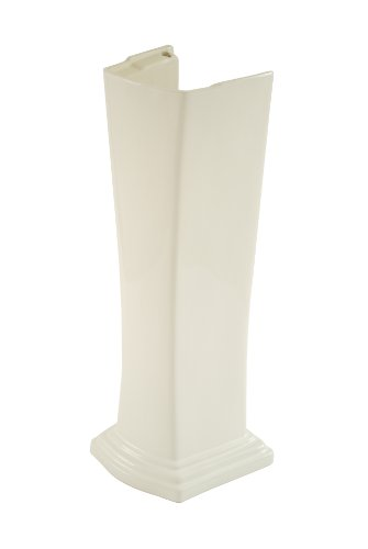 TOTO PT780#11 Clayton Pedestal Foot, Colonial White