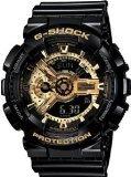 Casio Men's GA110GB-1A G Shock Limited Edition Analog Digital Black Watch (G Shocks X Large)
