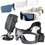 Bolle X810 Goggles - Clear Lens Black Frame