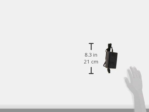 HQRP Replacement AC Adapter Power Supply Cord for HP PhotoSmart 7550 7150 7350, DeskJet 4082 C6487CR C6487C C6487E C6487F plus HQRP Coaster