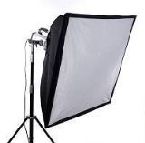 Alzo Digital 15 In X 19 In Heavy-Duty Fabric Double Coated Video Softbox