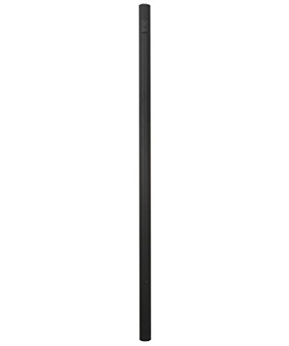 Craftmade Z9120-05 Fluted Direct Burial with Knock-out for Photocell Post, 120″ Review