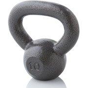 Gold's Gym 10 lb Cast Iron Kettlebell