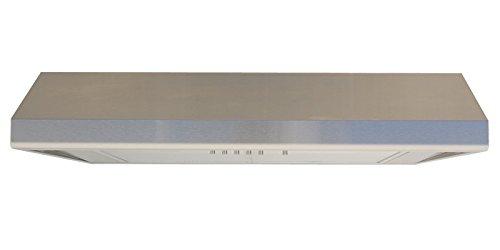 Windster Hood WS 5842SS Residential Stainless Steel Under Cabinet Range Hood,  42 Inch