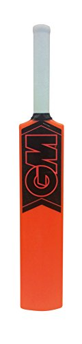 Gm Kids' Opener Cricket Bat, Orange, 4-8 Years by Gunn & Moore