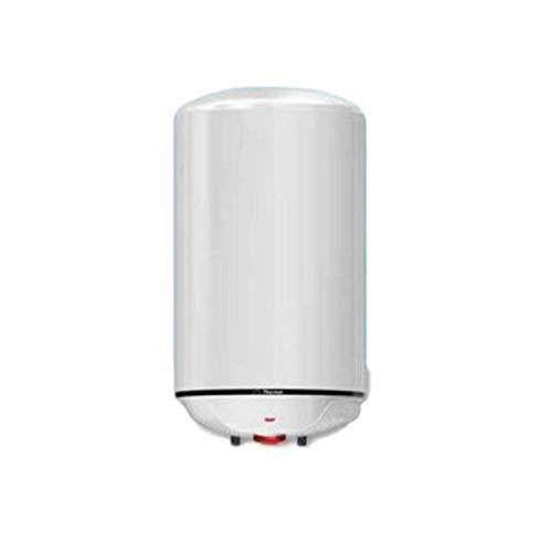 Termo electrico Concept N4 80 L para Acs de instalacion vertical, capacidad de 80 litros, aislamiento poliuretano de alta densidad, 45,1 x 43,3 x 85,7 centimetros, color blanco (Referencia 251