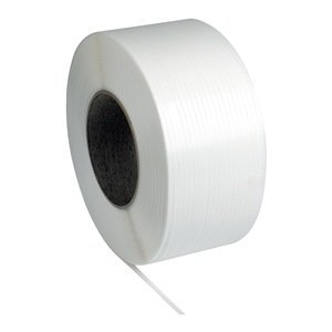 PAC Strapping 28M.20.2318  1/4'' Machine Grade Clear Polypropylene Strapping, 18,000' length