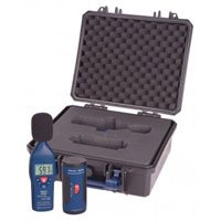 REED Instruments R8050-KIT Sound and Calibrator Kit, (Includes R8050/R8090/R8888) by REED Instruments