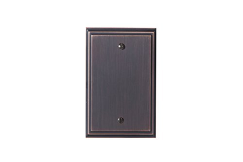 Oil Rubbed Wall Plate - 8