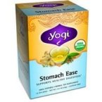 Yogi Tea Co Organic Stomach Ease Herbal Tea – 16 bags per pack – 6 packs per case. Review