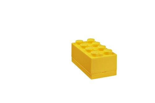 LEGO Mini Box 8 Yellow