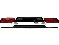 Kouki 180sx Type X Rps13 Tail Lights Genuine Nissan Set