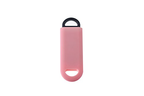 B A S U eAlarm+ with Tripwire Hook, Emergency Personal Alarm, Battery Included, Carabiner Included, Pink by B A S U (Image #4)