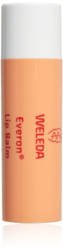 Weleda Everon Lip Balm, 0.17 Ounce (Pack of 3) by Weleda