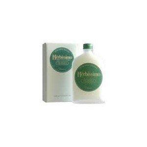 2 x Herbíssimo After shave bálsamo 100 ml frasco de cristal con caja Dana