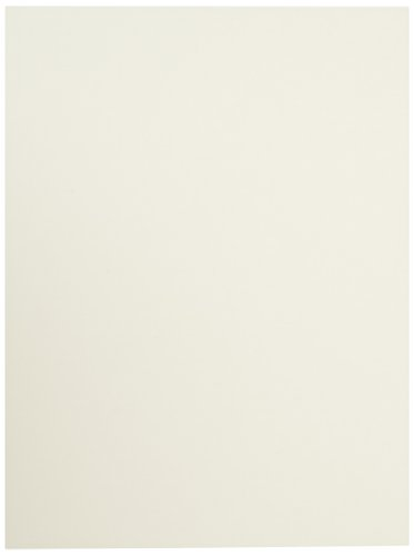 (Sax Watercolor Paper Beginner Paper, 9 x 12 Inches, Natural White, Pack of 100 - 408400)