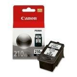 PG-210 XL Extra Large Black Ink Cartridge For PIXMA MP240 MP480 Printers Print Yield 401 Page by CANON