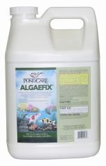 PONDCARE ALGAEFIX, Size: 2.5 GALLON, Restricted States: CN, UK (Catalog Category: Pond:WATER TREATMENT AND ACC)