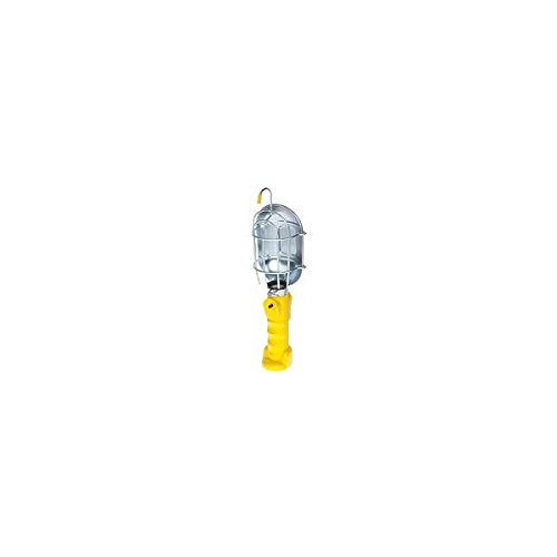 Power Zone PZ-425APDQ4 Work Light with Metal Guard and Single Outlet Pack of 4