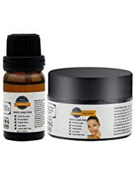 Scar Treatment,Scar Cream,Scar Serum,Stretch Mark Cream,Scar Gel Cream,Scar Cream for Face & Body - Reduces the Appearance of Old & New Scars - For Men & Women