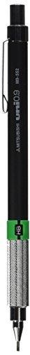 Unii Mitsubishi Pencil mechanical drawing pen, black, 0.9 mm (m9552.24) - Days Unii