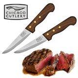 Chicago Cubiertos STEAKHOUSE (Cuchillos de carne), Parrilla by Chicago Cutlery