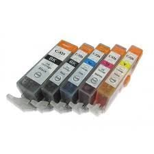 Careful Photofrost® Cli-251 Edible Ink Color Cartridge Set Other Baking Accessories Kitchen, Dining & Bar