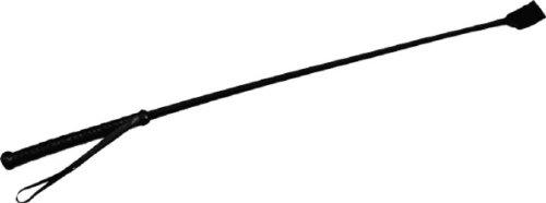 Lederpeitsche - 60 cm