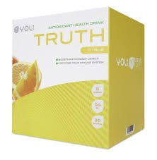 Yoli - Truth Antioxidant Health Drink Packets (Citrus)