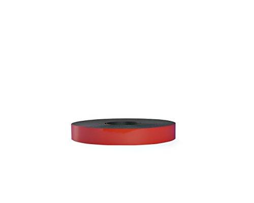 - 30 Mil Dry Erase Magnetic Strip Roll - Orange - 1
