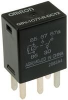 - Omron Electronic Components G8V-1C7T-R-DC12 Micro Automotive Relay, Spdt, 12Vdc, 20A