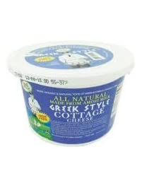 Amish Greek Cottage Cheese, All Natural
