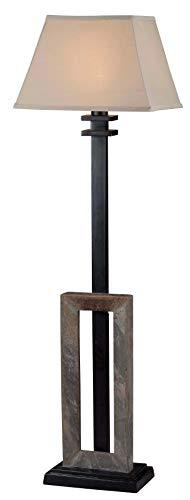 Kenroy Home 30516SL Egress Outdoor Floor Lamp